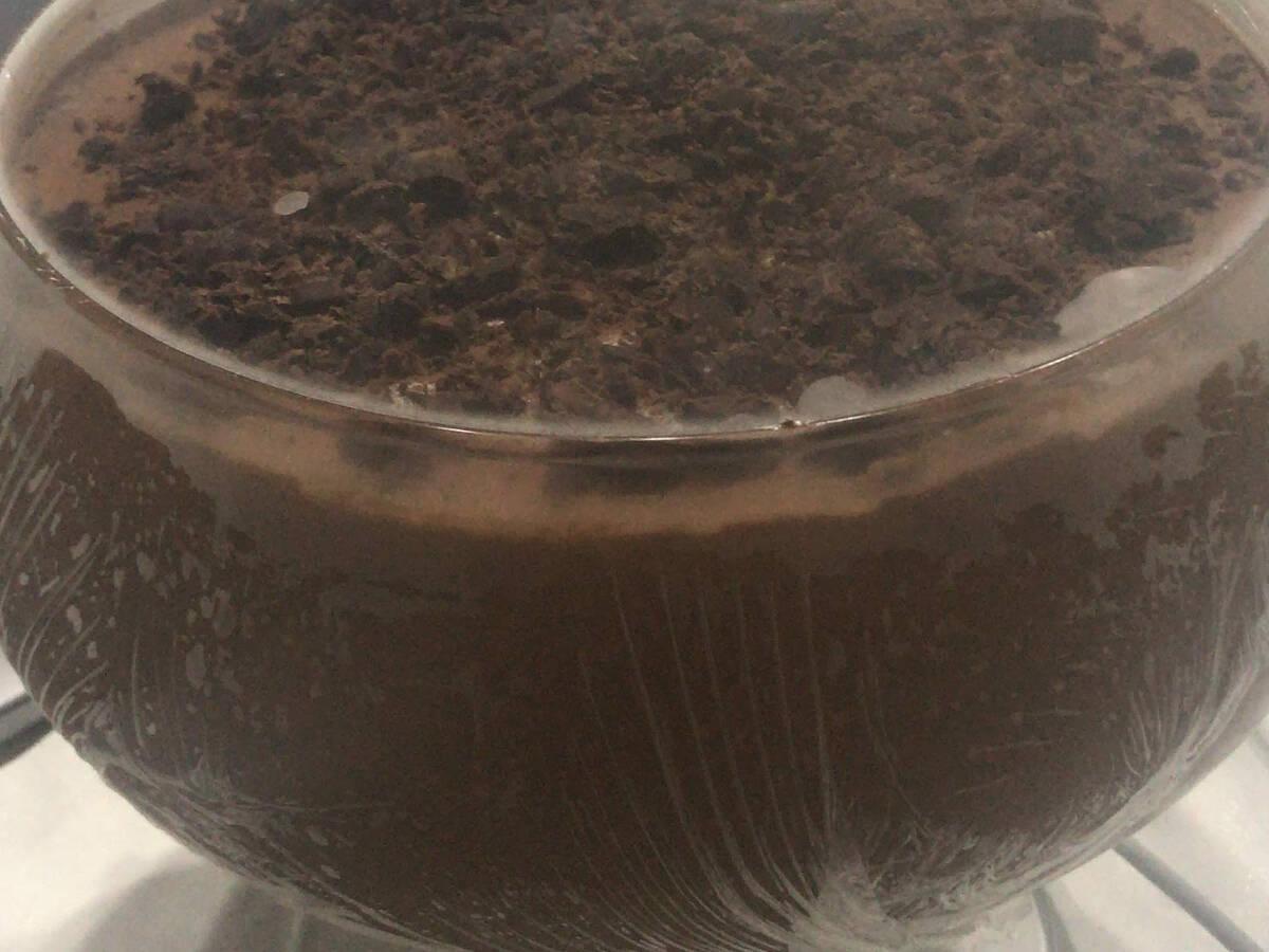 Mara's Brazilian Chocolate Mousse