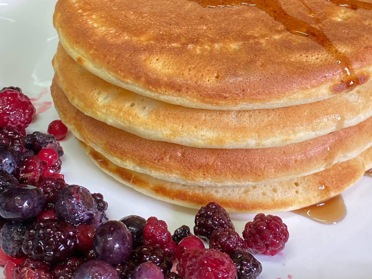 Fluffy Pancakes 🥞