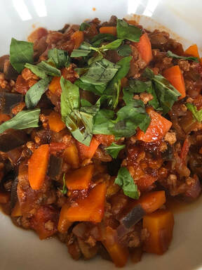 Vegetable Soy Stew