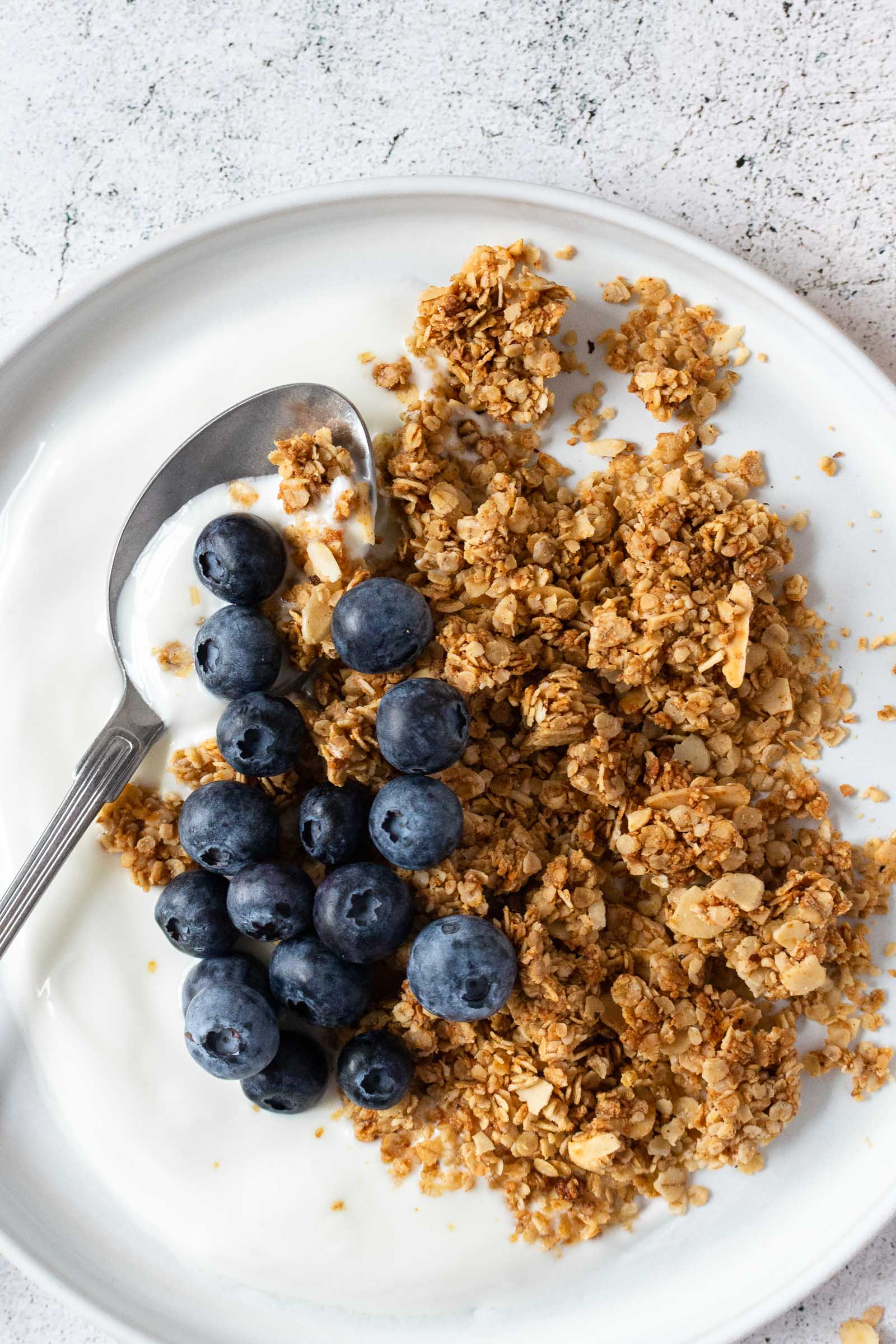 Morning Glory Granola