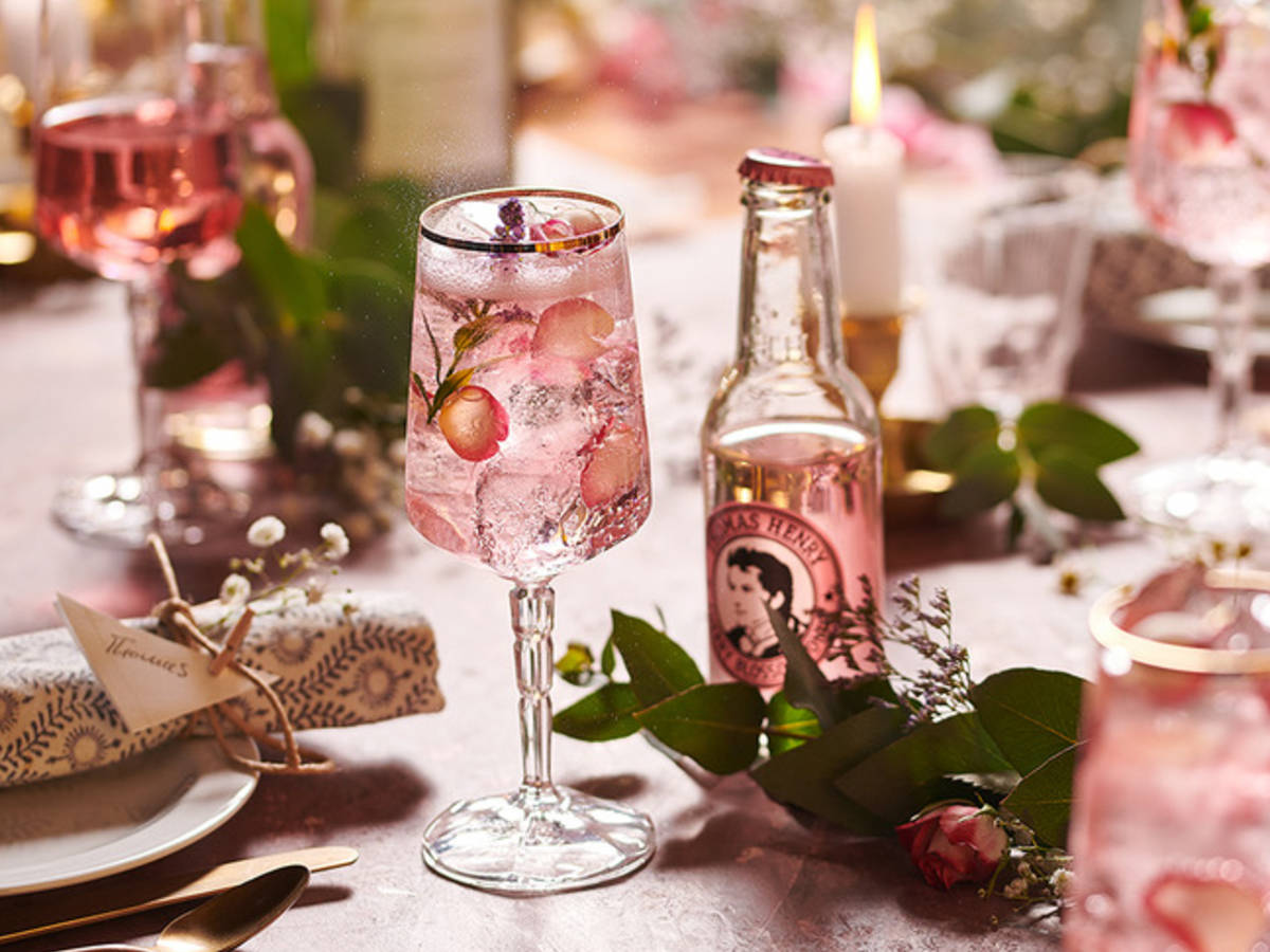 Pinke Cocktails
