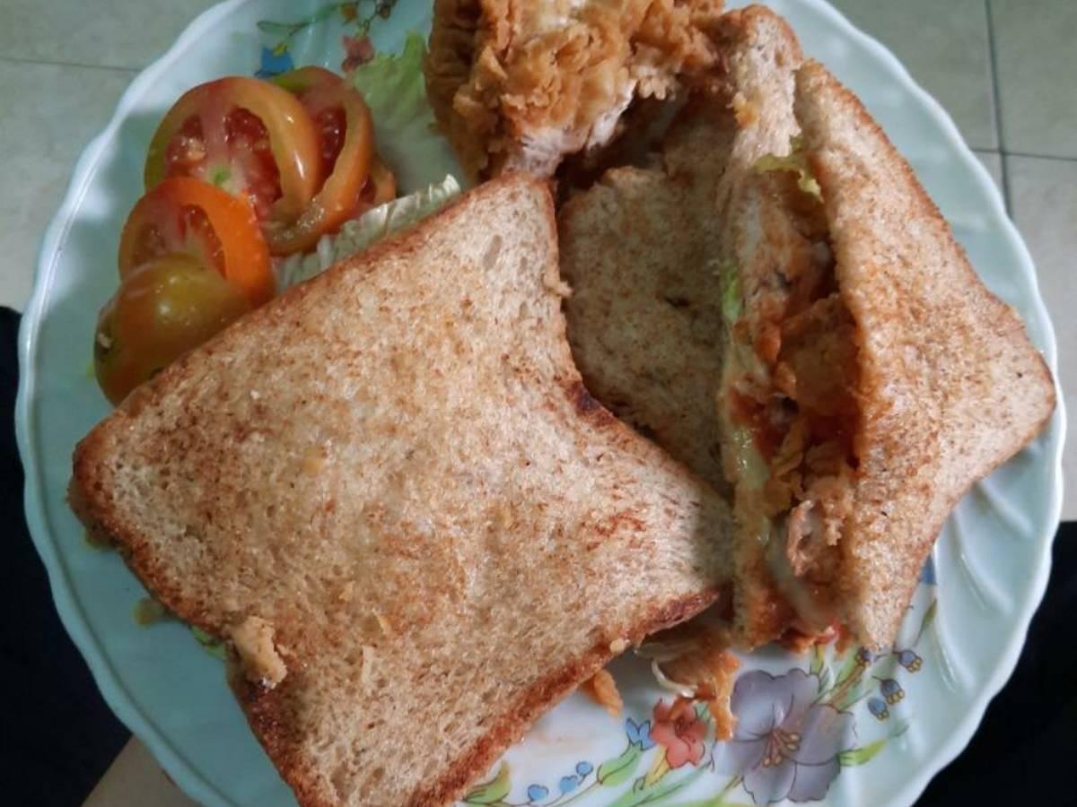 Sandwich Chicken Mayo