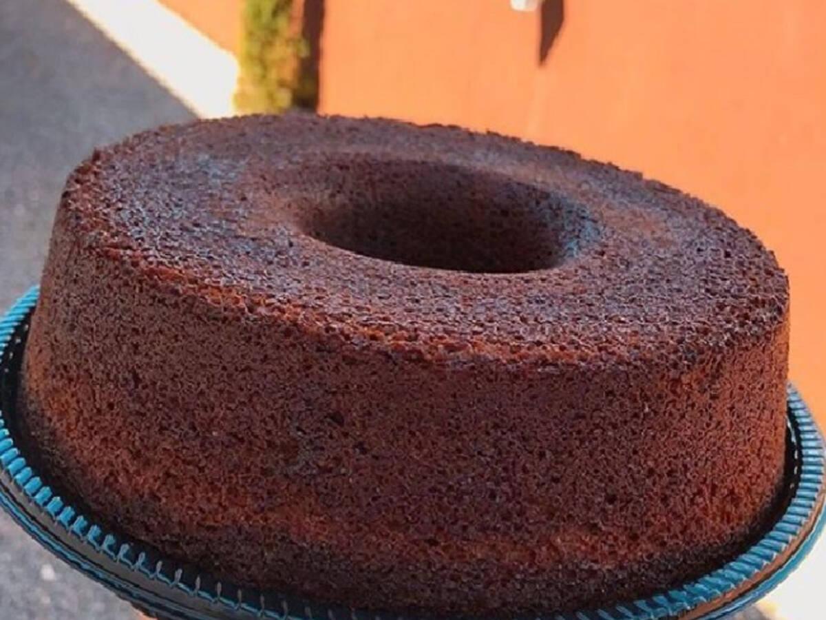 Incredible Chocolate Cake