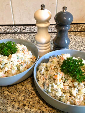 Chicken Salad.