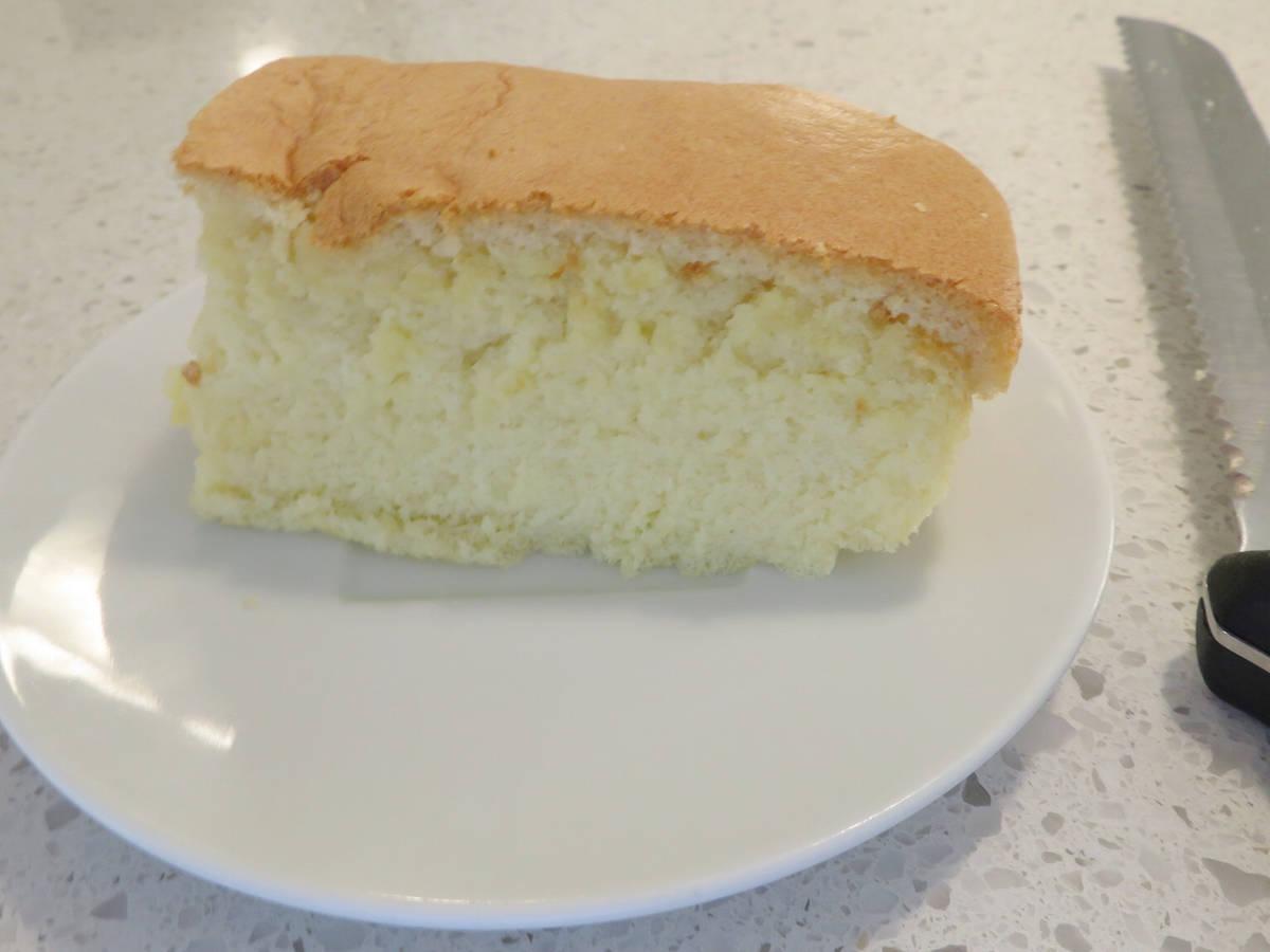 Cotton Sponge Cake