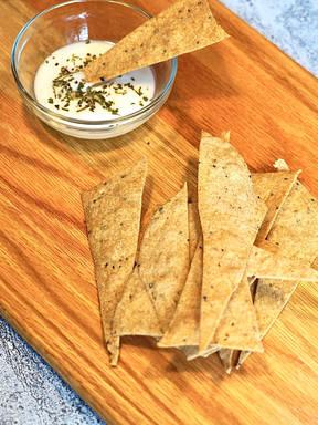 Lavosh法式脆片面包
