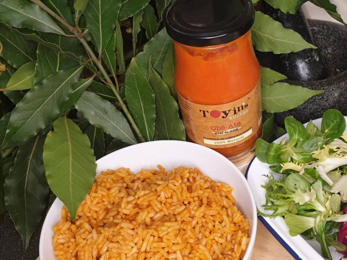 Perfect Jollof Rice