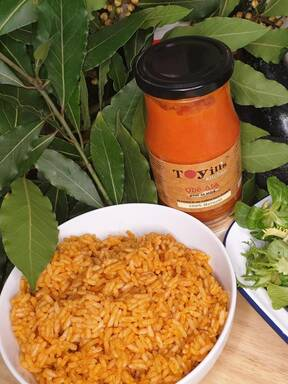 Perfect Jollof Rice