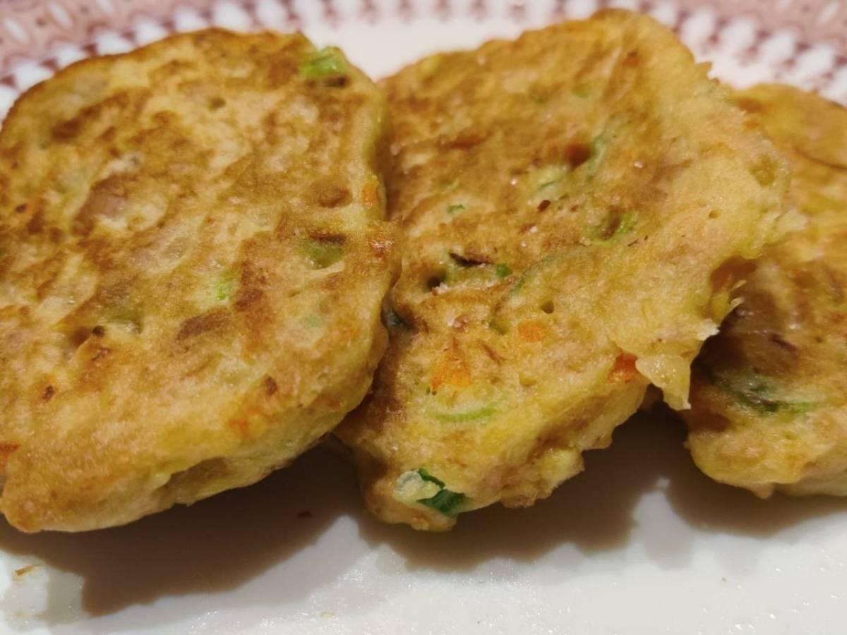 Tortillas de atún