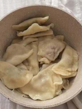 Classic dumplings
