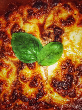The best Italian lasagna