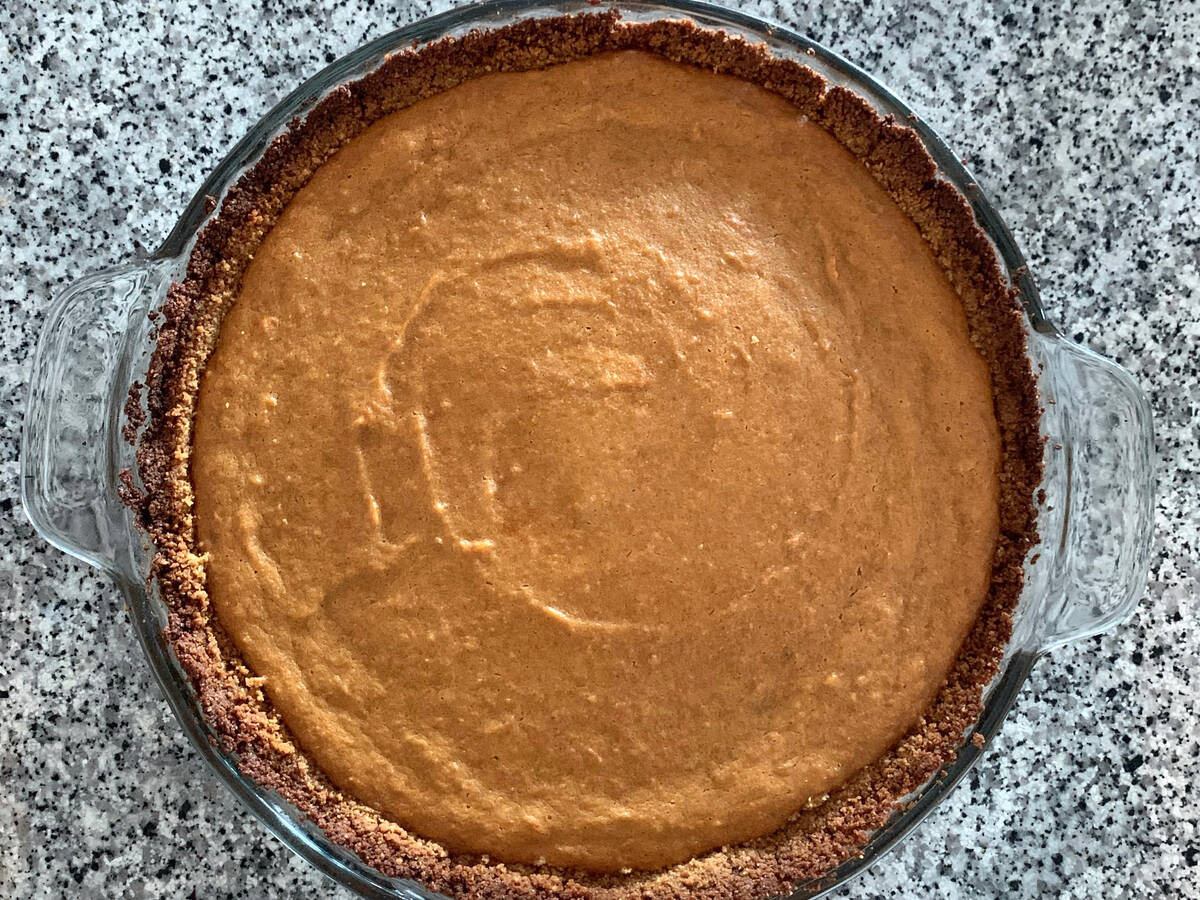 THE Sweet Potato Pie