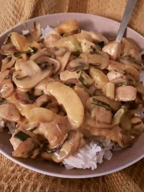 Currygeschnetzeltes