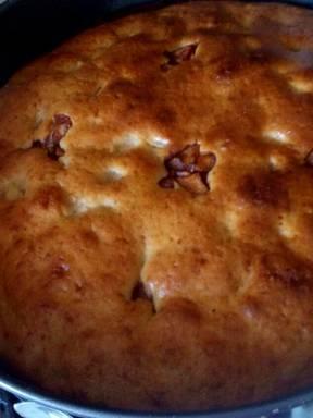 Grandma's Apple tart