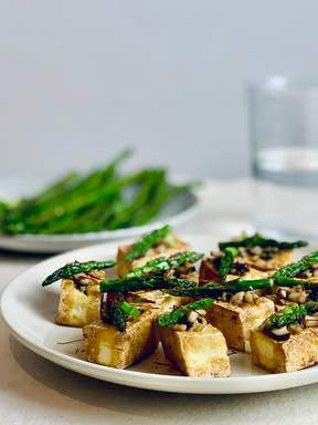 香菇酿豆腐,味道绝美!