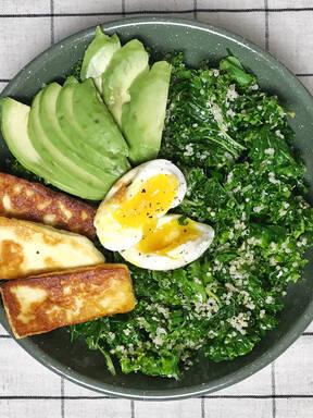 Frühstücks Salad