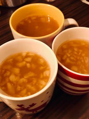 Bratapfel-Punsch