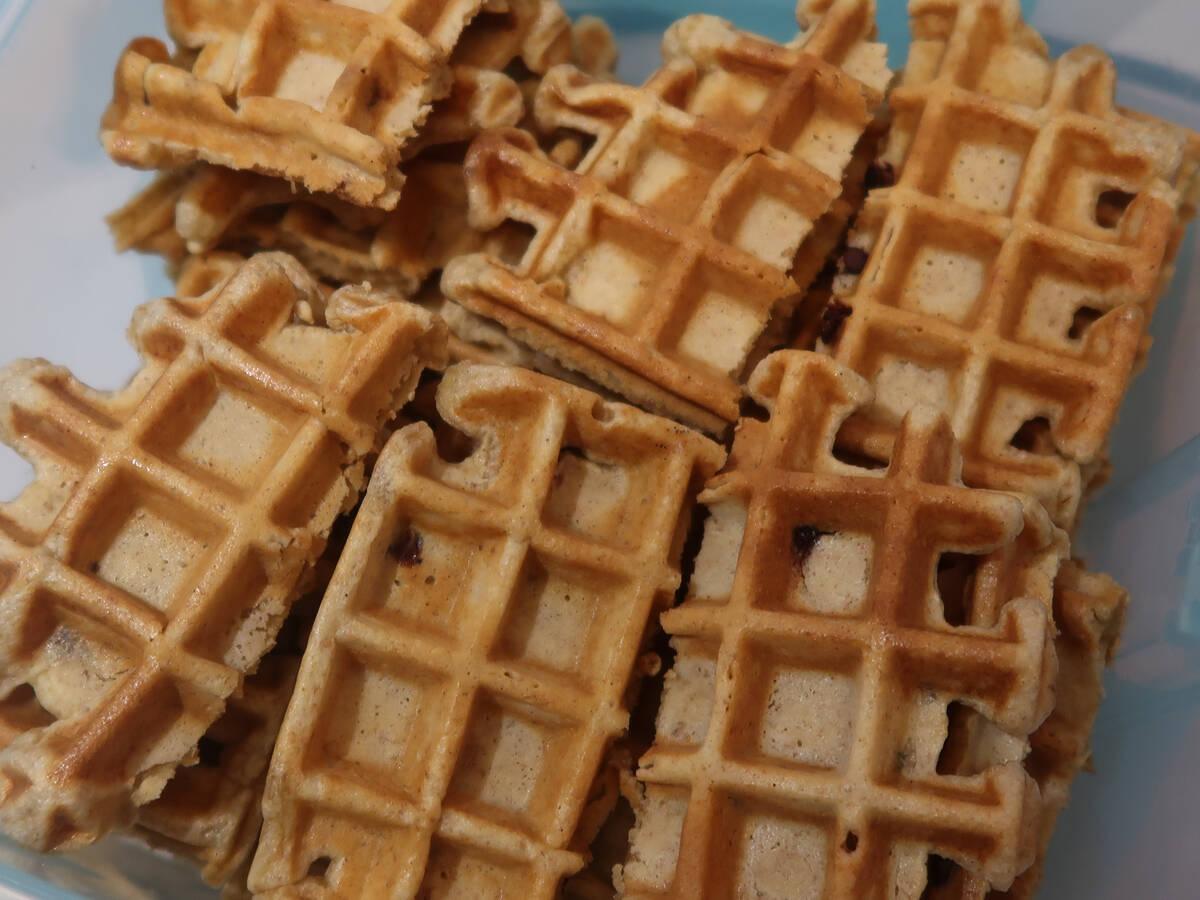 Paul's waffles