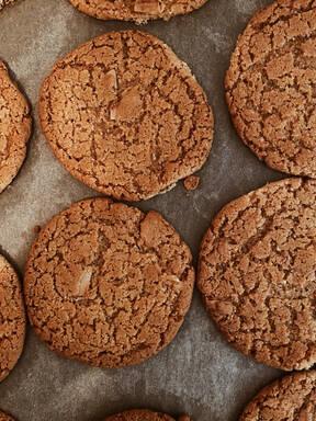 Vegan coco cookies