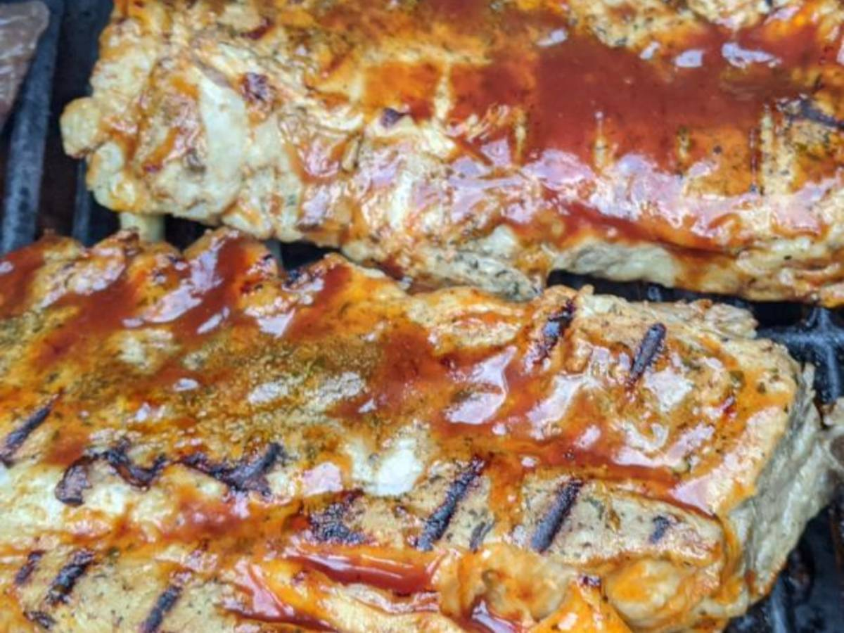 Easy cottage ribs