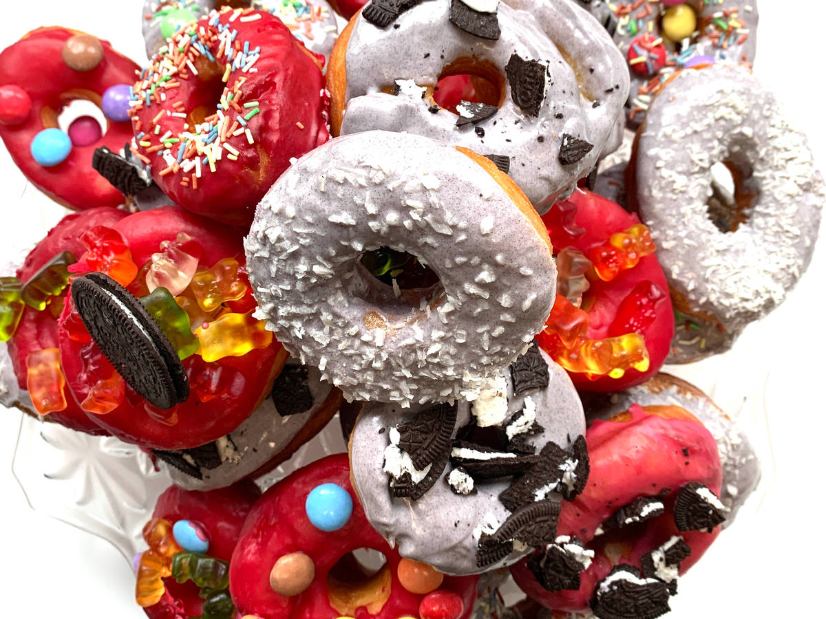 Fancy American Donuts
