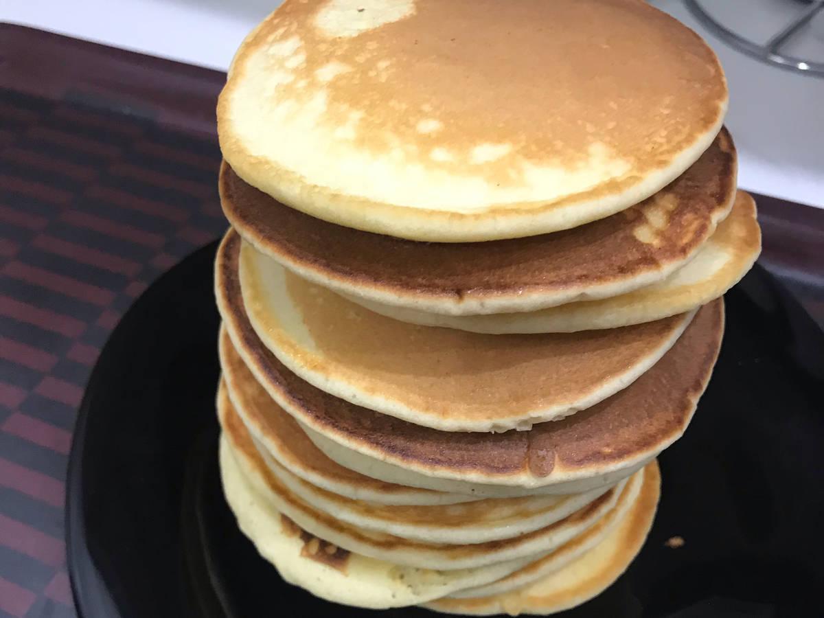 American Fluffy Pancake