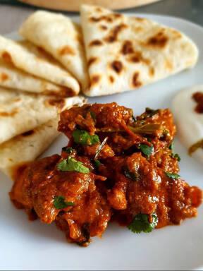Hähnchen Curry Kerala Style
