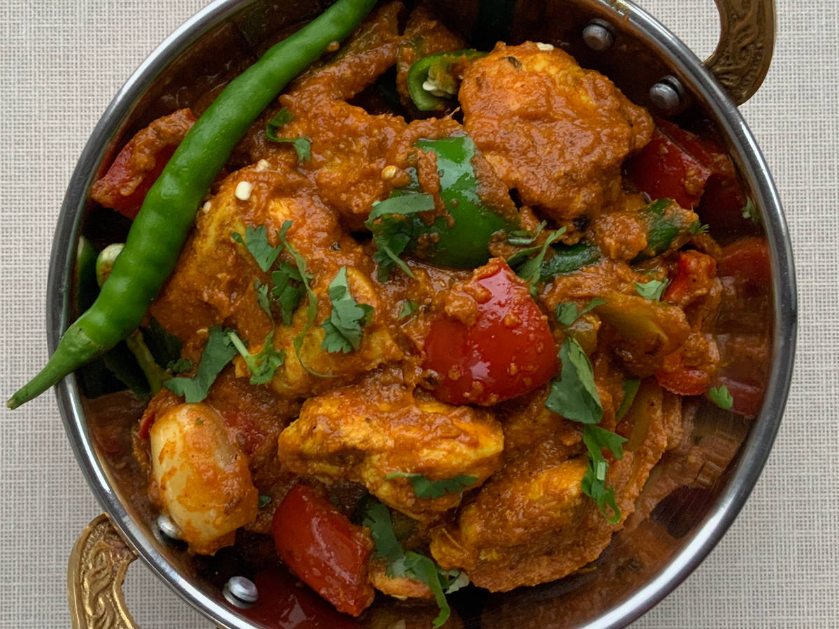 Chicken Jalfrezi Recipe Kitchen Stories