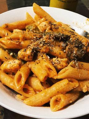 Chicken Fajita Pasta