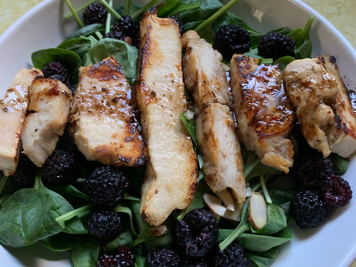 July Salad