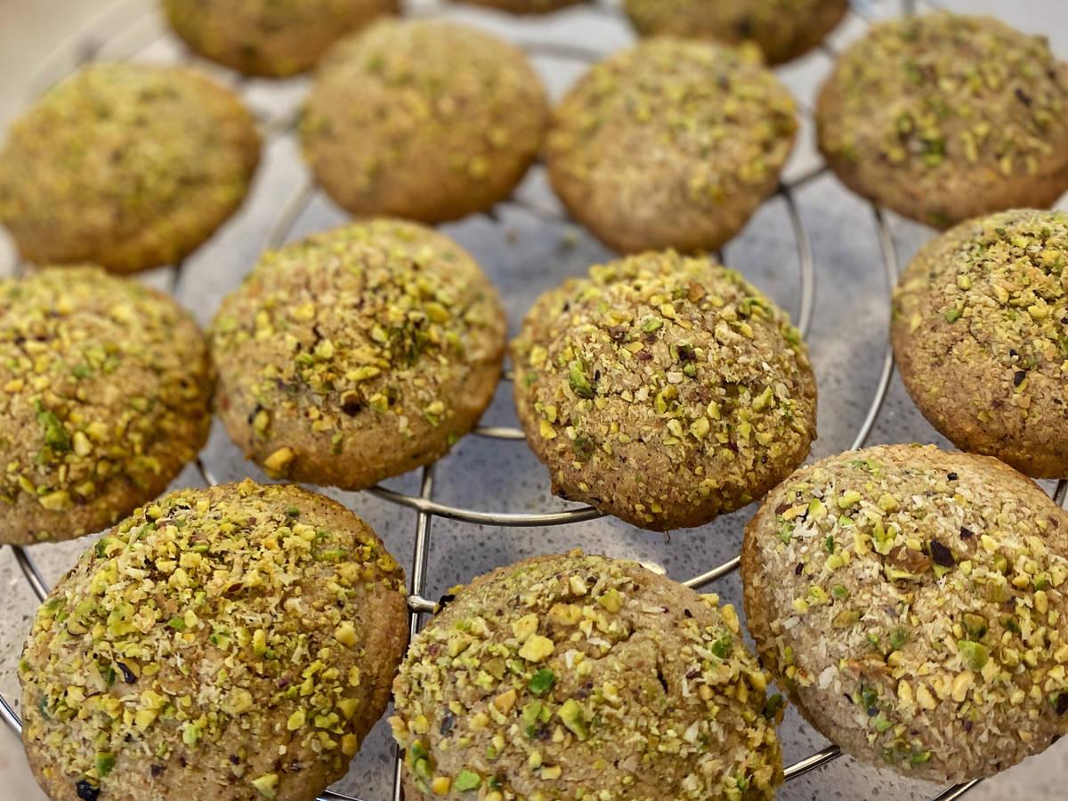 Meghle Cookies
