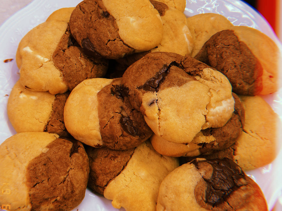 bi-choco cookies