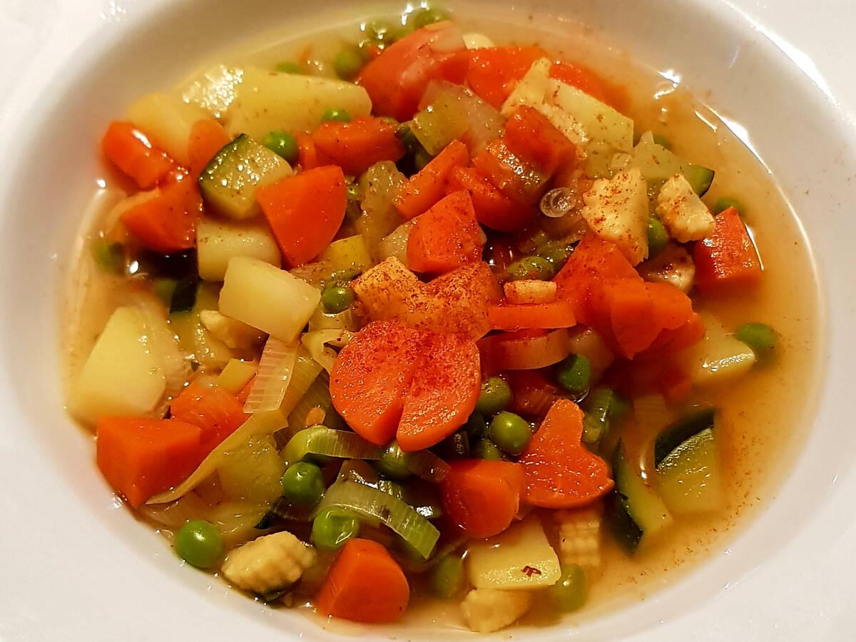 Svenis Konfetti Suppe