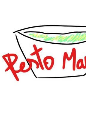 pesto mayonnaise