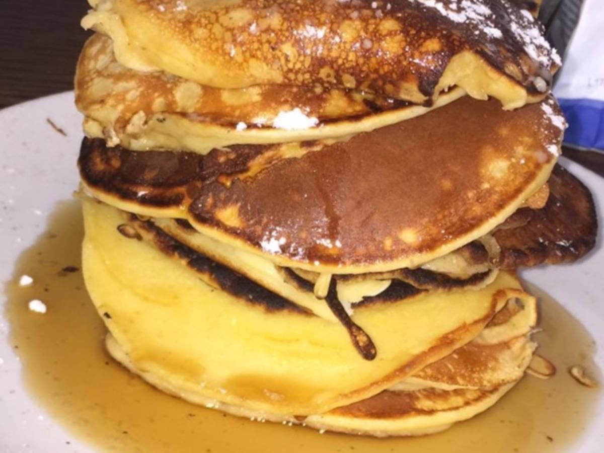 Quark pancakes