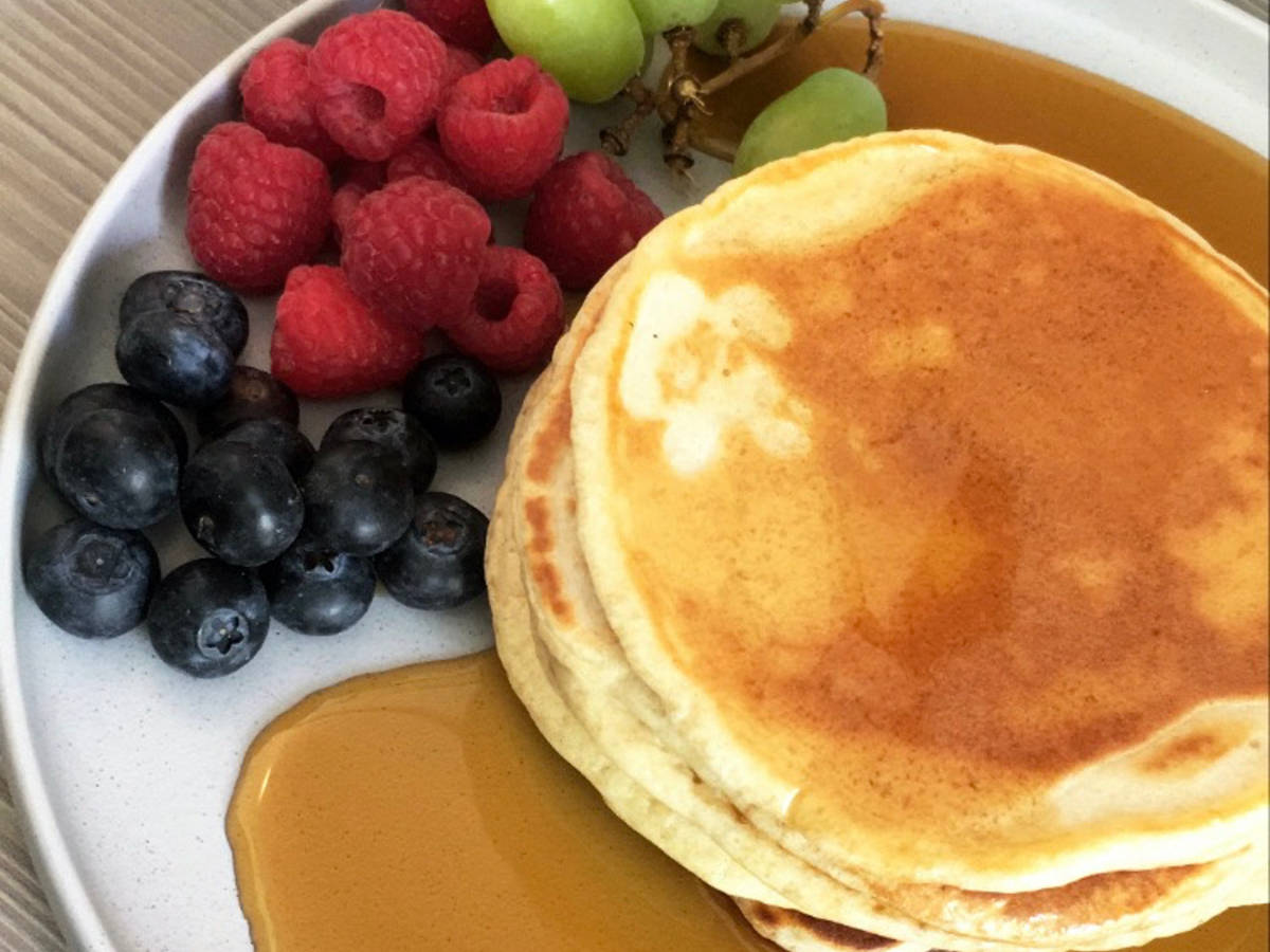Easy American Pancakes Recipe Kitchen Stories