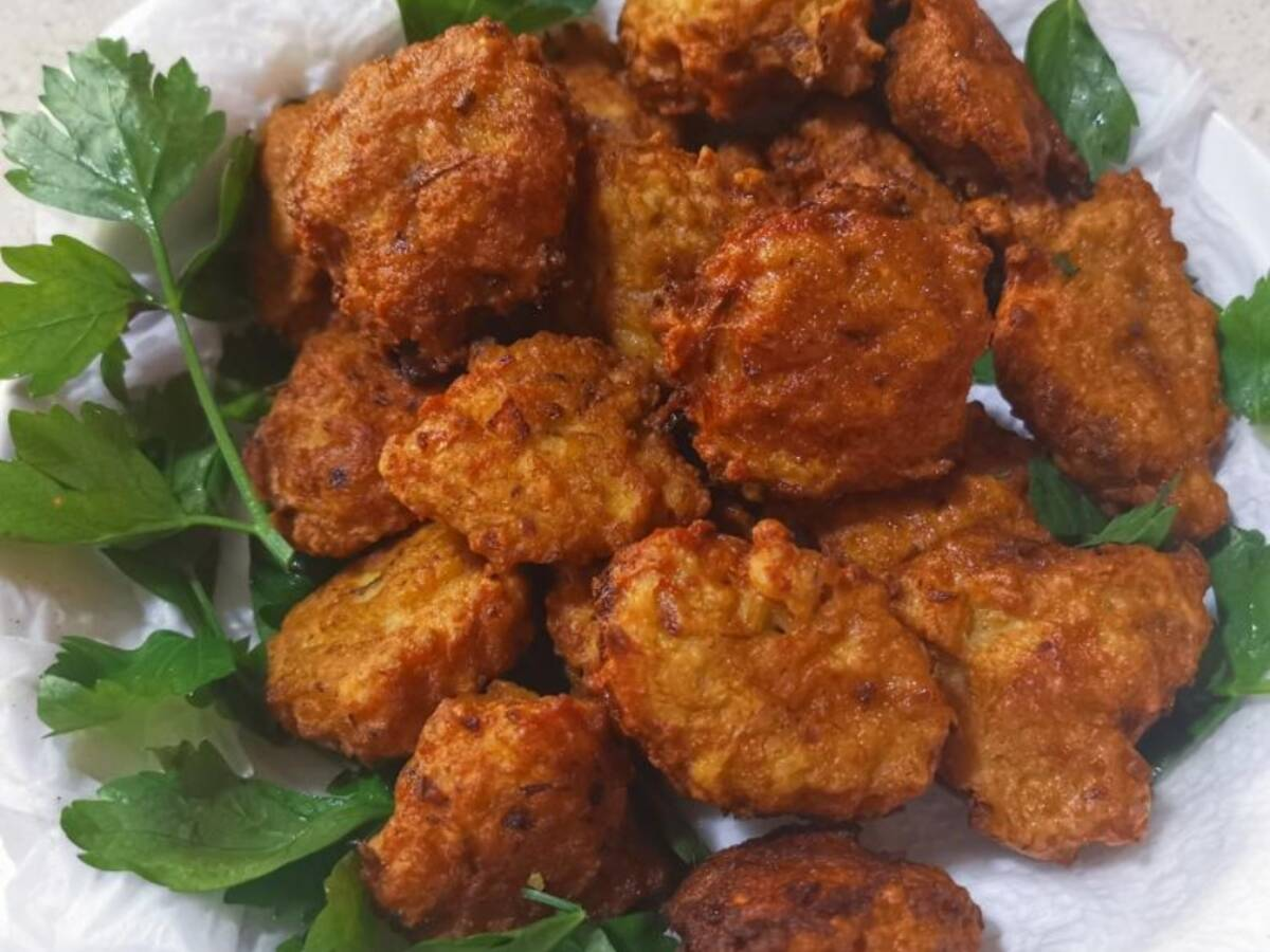 Fried Meat Balls