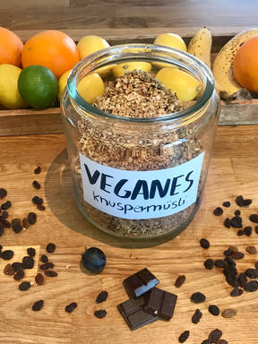 Lovegan Original Granola ( Knuspermüsli )
