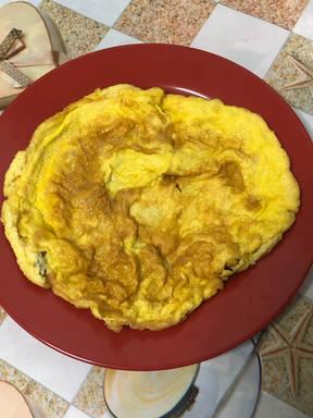 Beginner egg dish