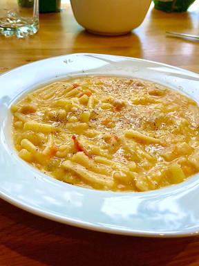 Neapolitan potatoes pasta