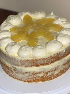 Summers Day Chiffon Cake