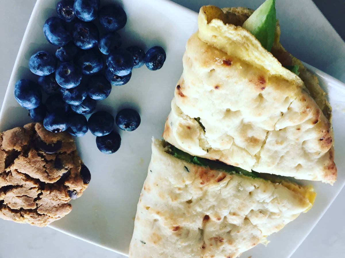 Summer Lunch Sandwich
