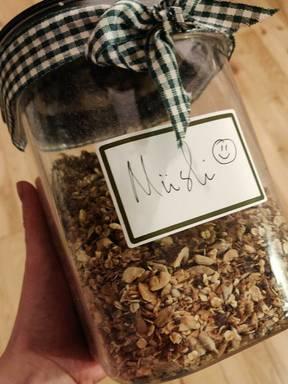 Müsli (granola)