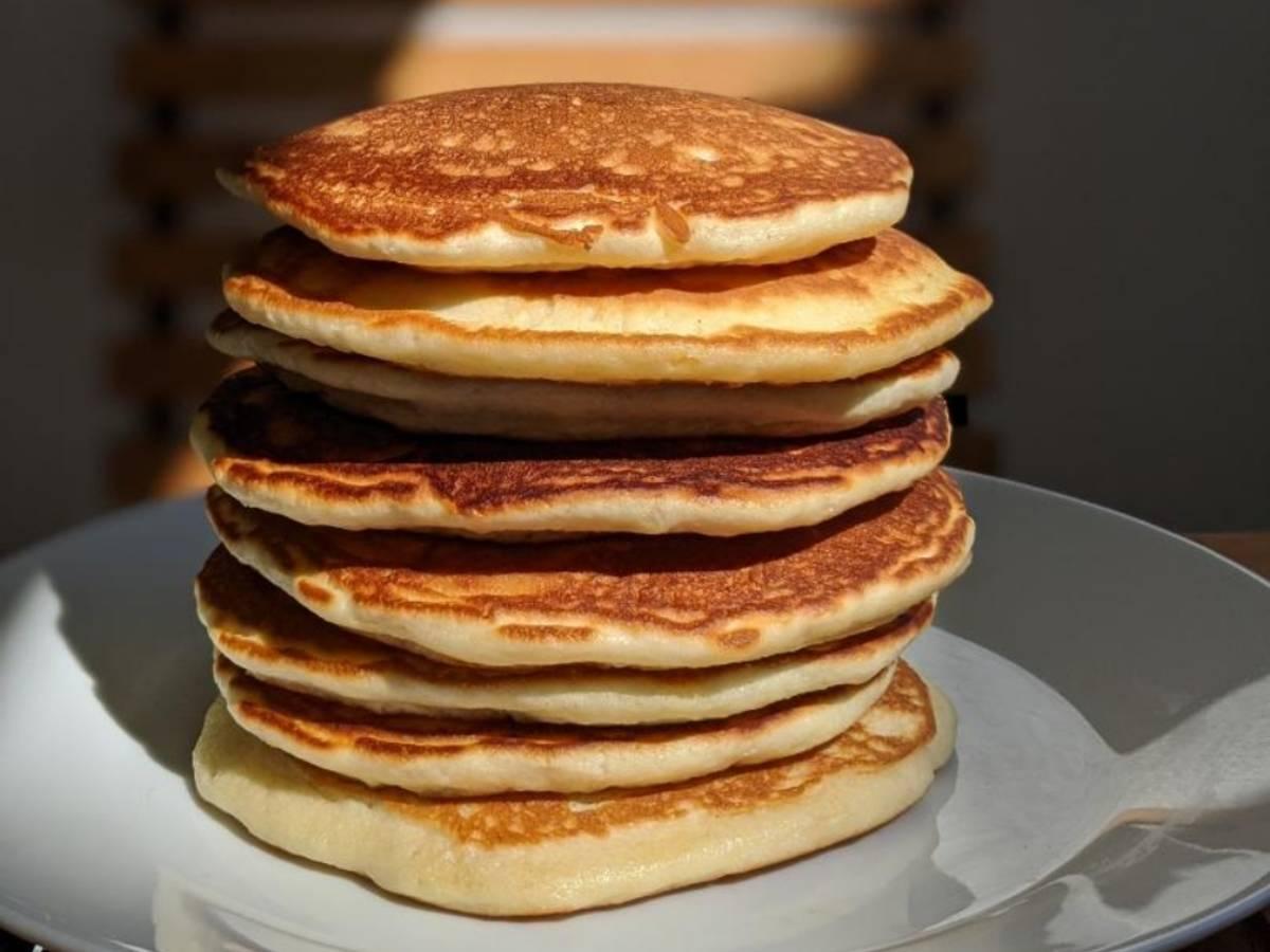 Best fluffy pancakes 🥞