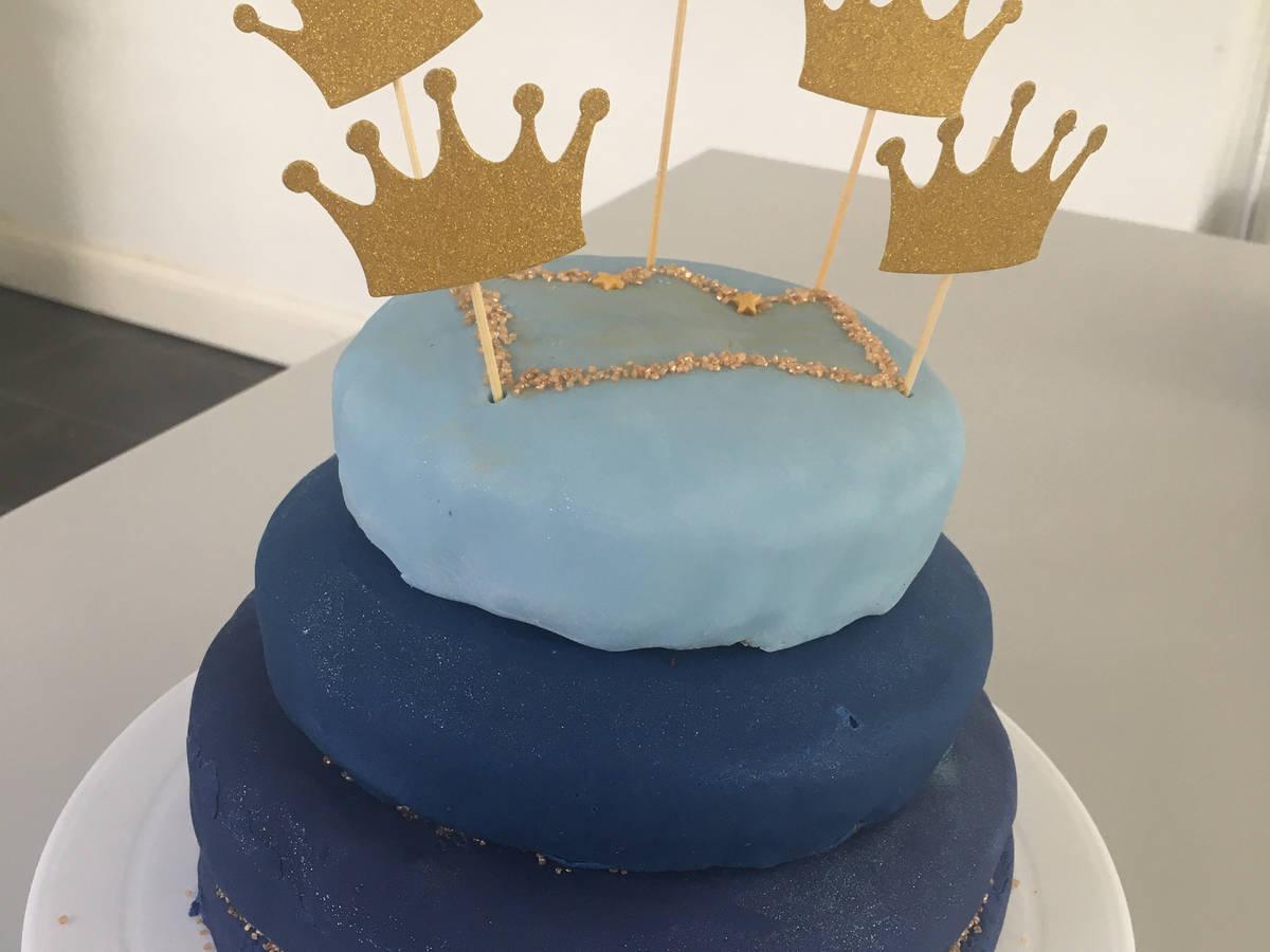 Chocolate Royalty cake