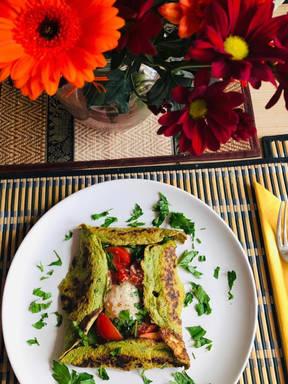 Galettes De Sarrasin – Buckwheat Pancakes