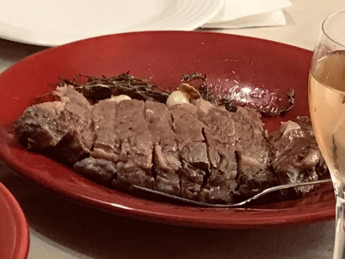 Garlic Butter Stew Steak