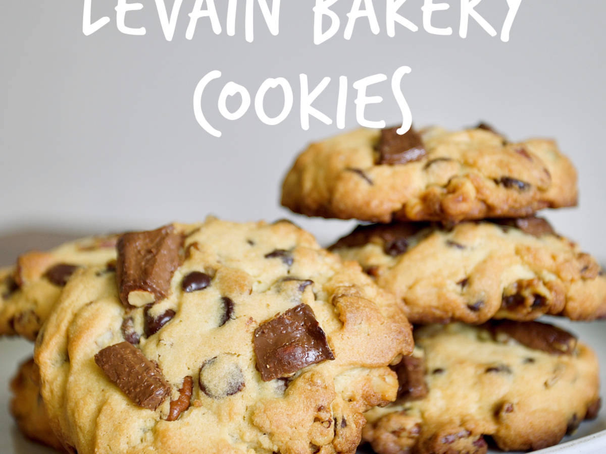 NYC's best Levain Bakery Cookies