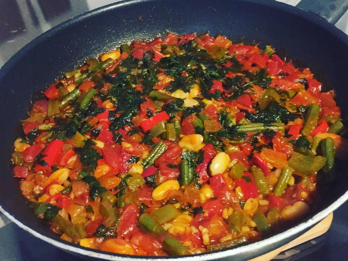 Veggie Paella!!