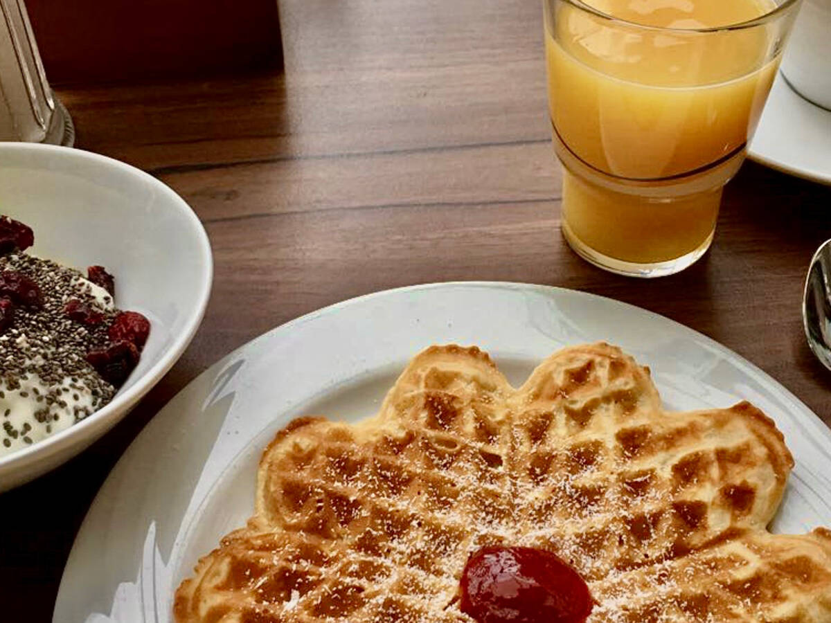 Vegan and Gluten Free Waffles